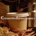 Cancoillotte artisanale au vin du Jura