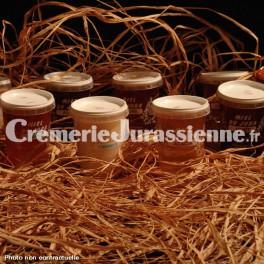Miel de sapin du Jura artisanal