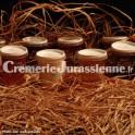 Miel d'acacia du Jura artisanal
