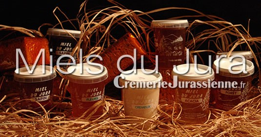 Miels du Jura