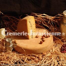 Morbier artisanal AOC au lait cru